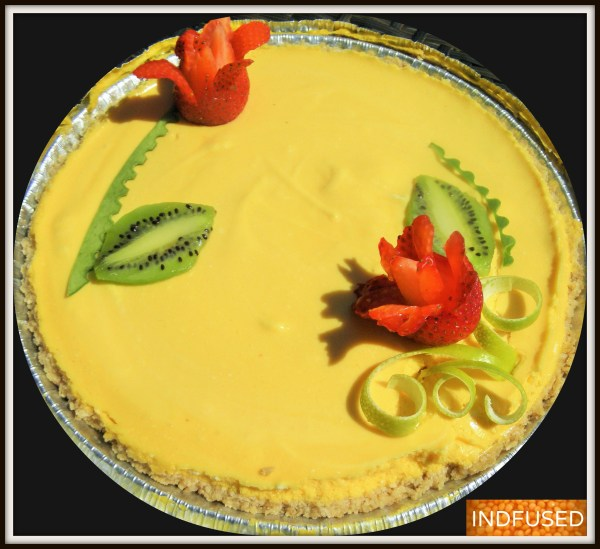 Easy recipe for Mango pie that is a hit at all summer parties