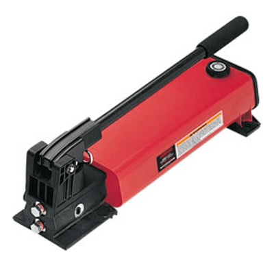 925014 10,000 PSI Hydraulic Two-Speed Hand Pump