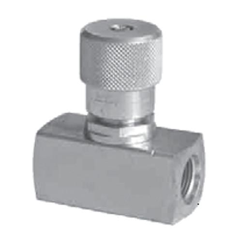 SAE #4 Hydraulic Needle Valve