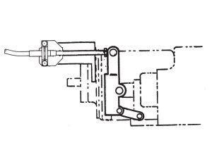 Dump Pump Linkage Kit - Clockwise - C102 and Similar