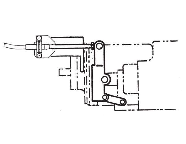 Dump Pump Linkage Kit - Clockwise - C102 and Similar