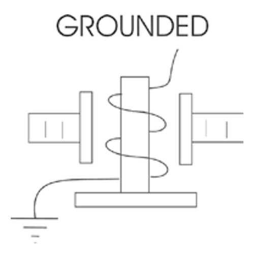 3-Post Grounded Solenoid