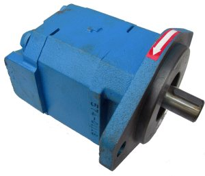Gear Pumps - A Flange