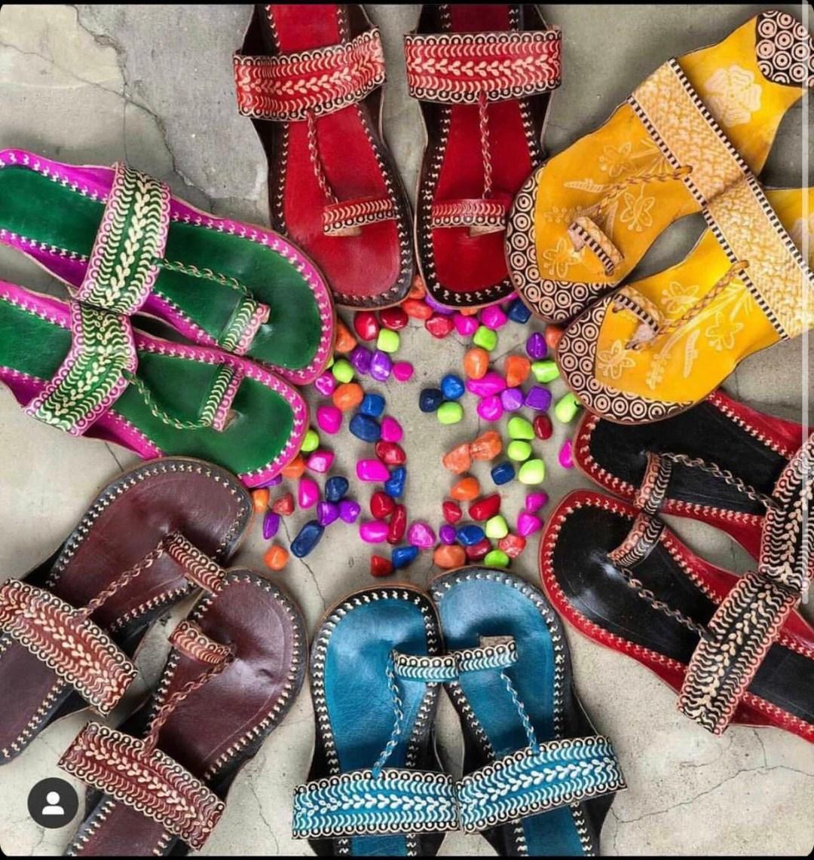 Kolhapuri Indian Sandals