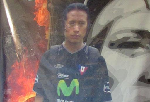 Daniel Sigcho desaparecido