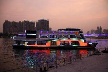 Macau City Tour Plus Harbour Cruise A Different
