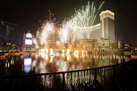 Diwali At Venetian Macao