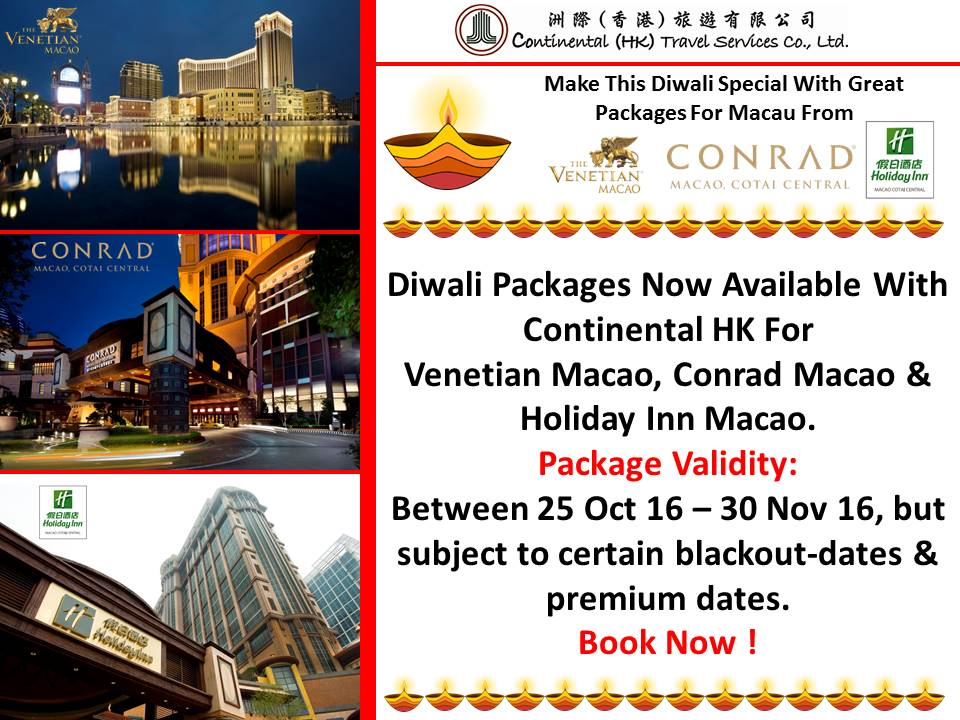 Diwali Package Header