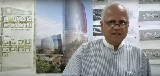 Architect Sudhir Jambhekar talks about his career to Khula Aasmaan
