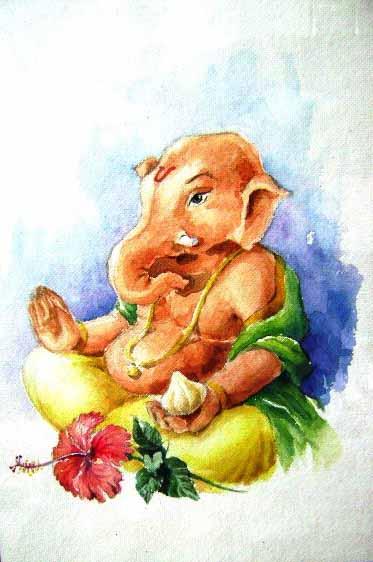 Ganapati 2 by Sanika Dhanorkar