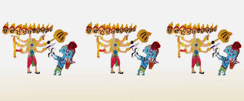 Participate in Ramayana art contest by Khula Aasmaan is an international painting competition