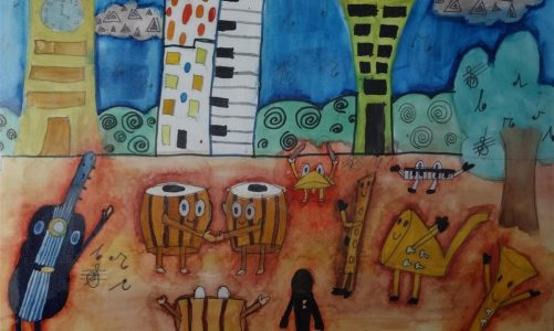 Result of Khula Aasmaan art contest – 2 (video)