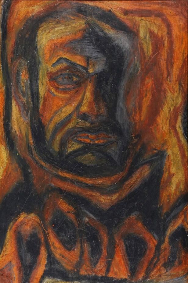 Painting by Albin Juno (14 years), Nariyambakkam, Tamil Nadu - Bronze medal