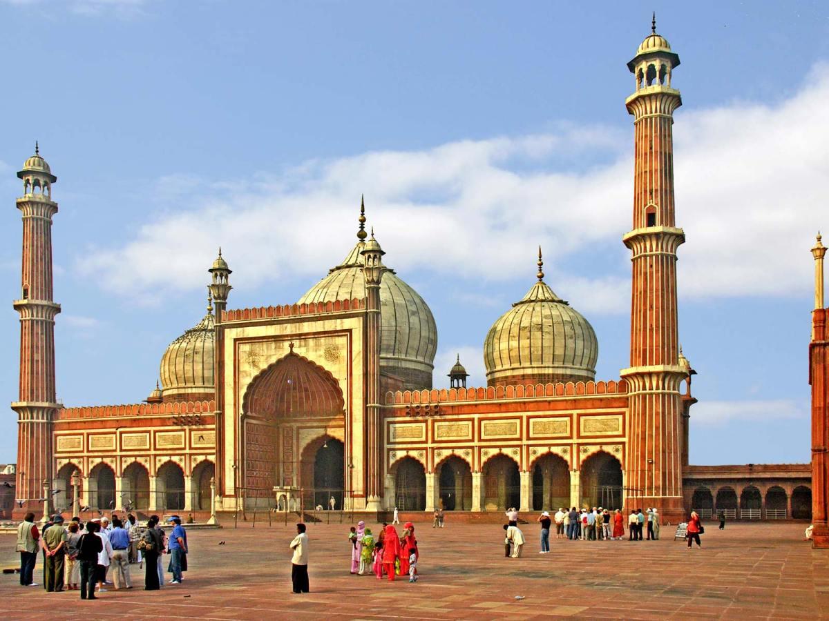 Religious place in Delhi