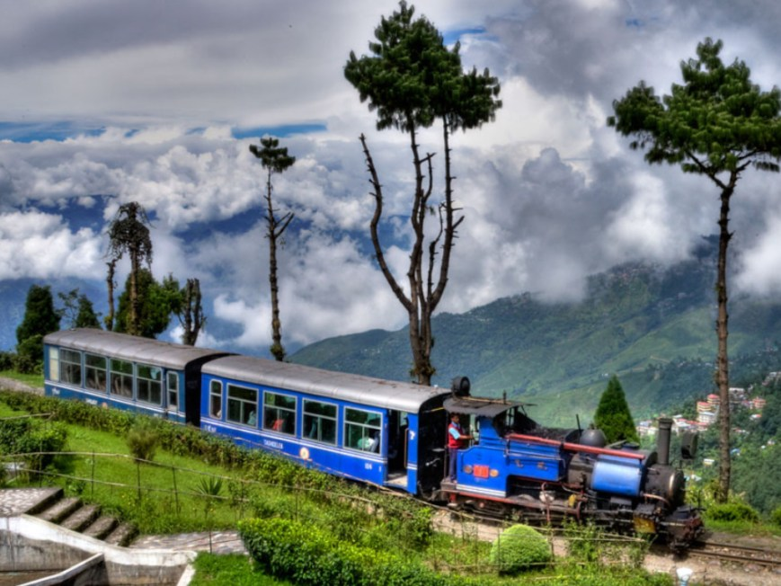 Darjeeling Mountain Railway