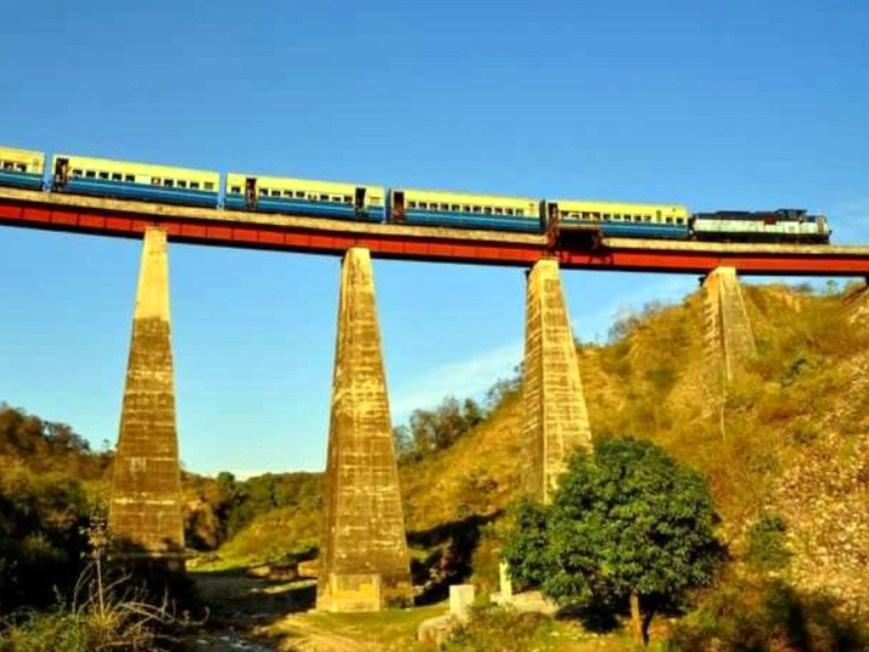 Kangra Valley Mountain Railway