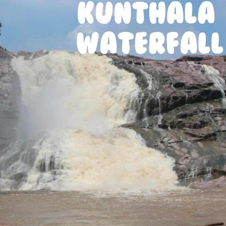 Hyderabad weekend getaway road trip Kunthala Pochera waterfall