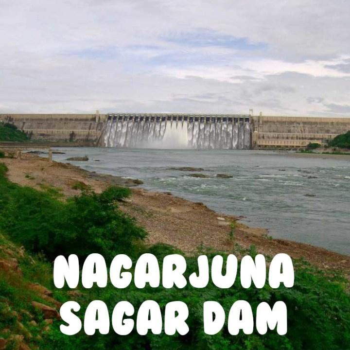 Hyderabad weekend getaway road trip Nagarjuna Sagar Dam