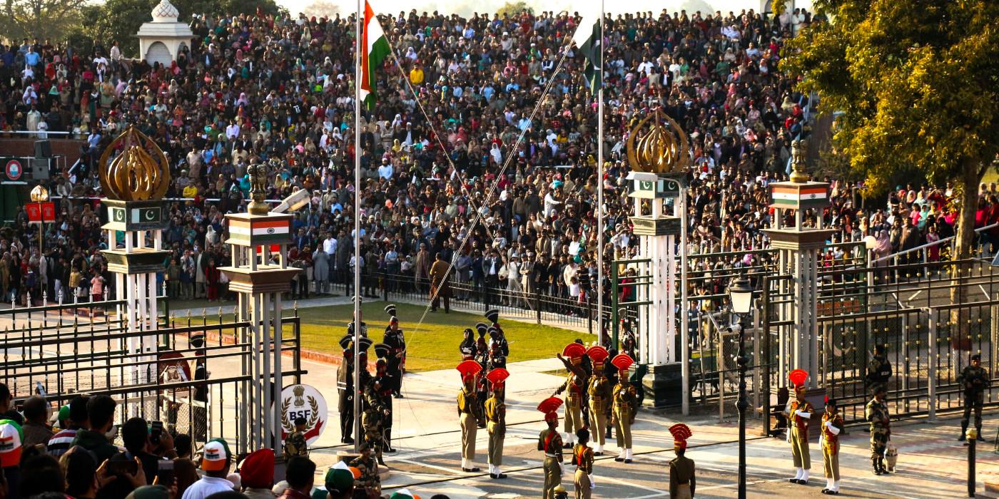 Amritsar Wagah border Itineraries