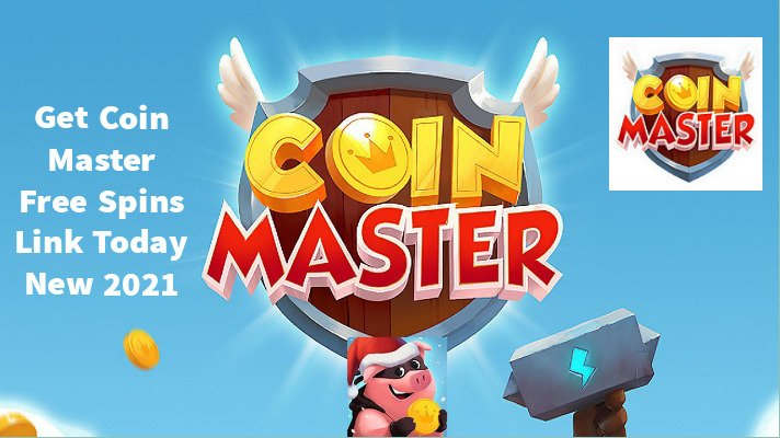 Get Coin Master Free Spins Link Today New 2021