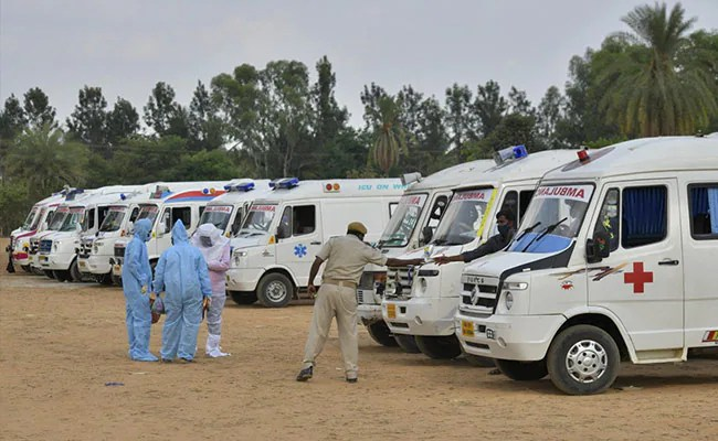 UP To Pay Rs 30 Lakh To Families Of 2,000 Dead Of Covid After Poll Duty