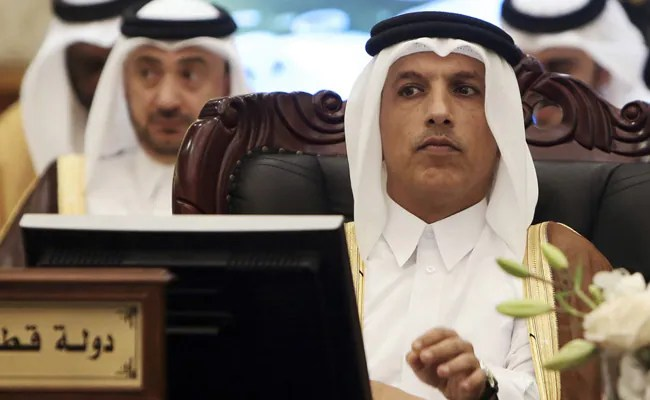Qatar Finance Minister Ali Shareef al-Emadi Arrested Over Alleged Misuse Of Public Funds