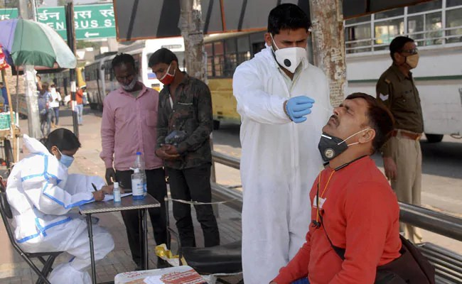 Delhi's COVID-19 Cases Below 5,000 For 2nd Straight Day: Government