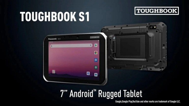 Panasonic Toughbook S1 Rugged Android Tablet With Snapdragon 660 SoC, IP67 Rating Launched
