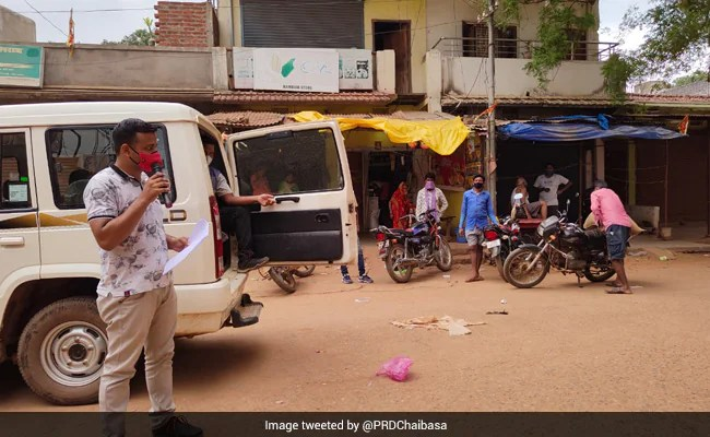 Jharkhand Evacuates People From Vulnerable Areas