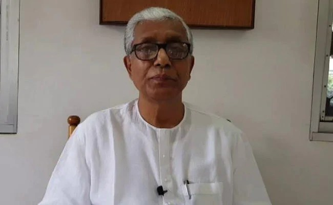 Former Tripura Chief Minister Faces Attack, Party Blames BJP