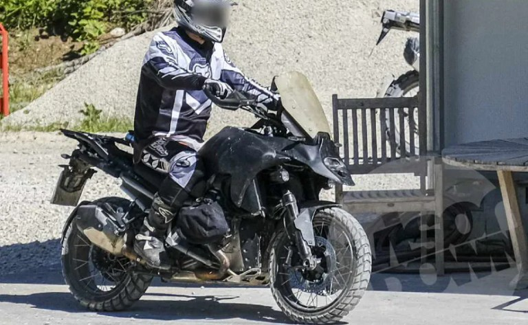 BMW R 1300 GS Spotted On Test