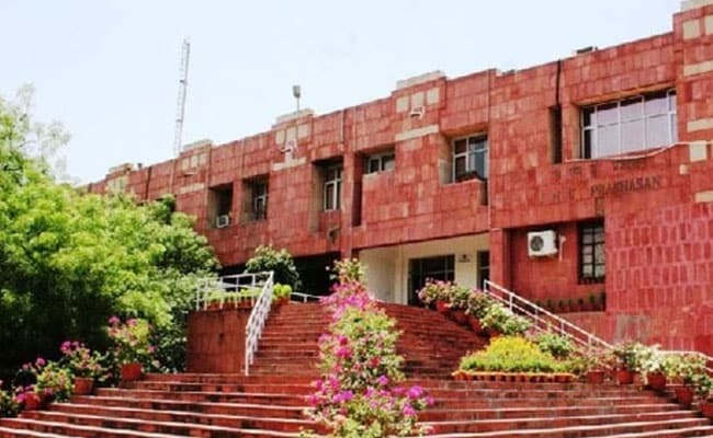 JNU Says Students' Group Broke Into Library, Clashed With Staff, Case Lodged