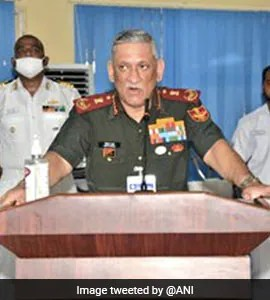 After Galwan, Chinese Army Realised It Needs Better Training: General Bipin Rawat