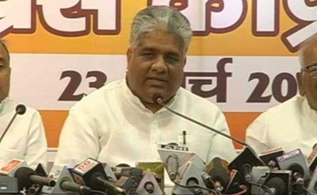 Congress Didn't Give Reservation To OBCs For 40 Years: Union Minister Bhupender Yadav