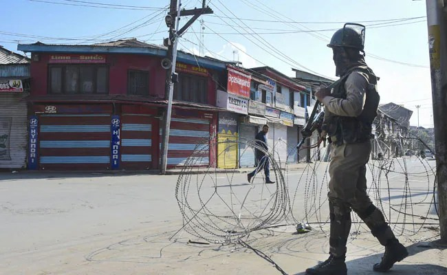2 Terrorists Killed In Encounter With Security Forces In J&K