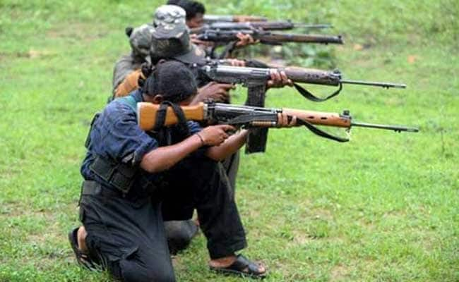 Six Maoists Killed In Encounter With Police In Andhra Pradesh