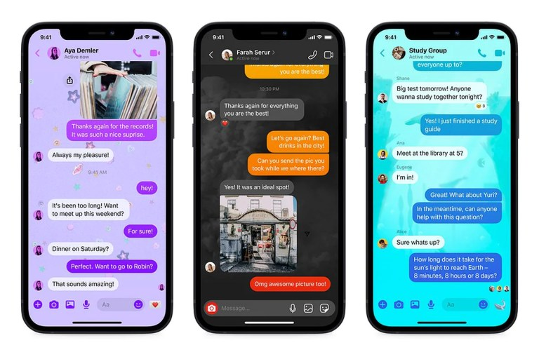 Facebook Messenger is Getting Updated With New Themes, Quick Reply Bar, More