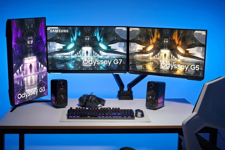 Samsung Odyssey G3, Odyssey G5, Odyssey G7 Gaming Monitors With 178 Degrees Viewing Angle Launched