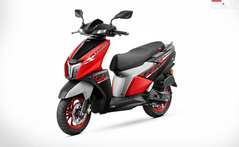 TVS (*125*) 125 Race XP Launched In India; Priced At Rs. 83,275