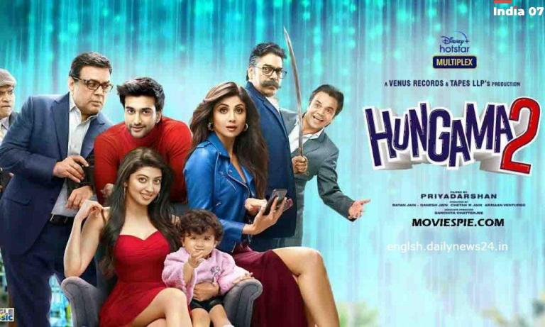 Hungama 2 Full Movie Download in Hindi by Filmywap