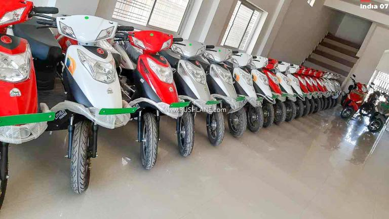 Hero Electric Sales Target At 10 Lakh Scooters, EVs Per Year In Next Few Years