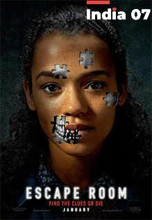 Escape Room Full Movie Download In Hindi Leaked By Tamilrockers, 9xmovies, Filmywap, Moviesflix, Filmyzilla