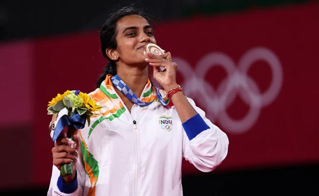 PV Sindhu's Mother On Historic Win At Tokyo Olympics