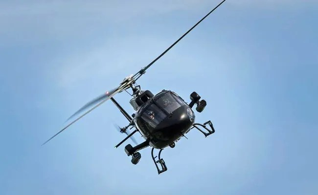Helicopter With 16 People On Board Crashes In Russia