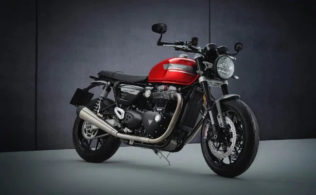 2021 Triumph Speed Twin Launched In India; Prices Start At Rs. 10.99 Lakh