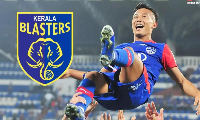 Kerala Blasters beat Indian Navy 1-0 in a Group C match on their Duand Cup