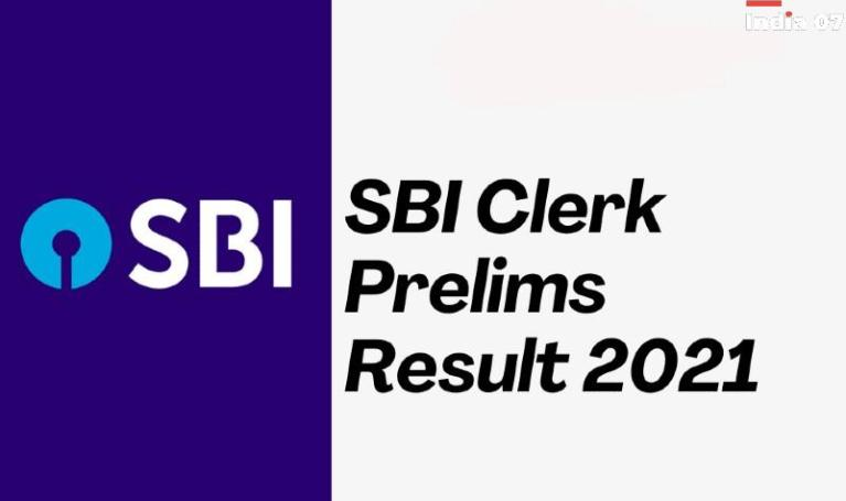 SBI Clerk result 2021 announced at Sbi's official site sbi.co.in: Direct link here