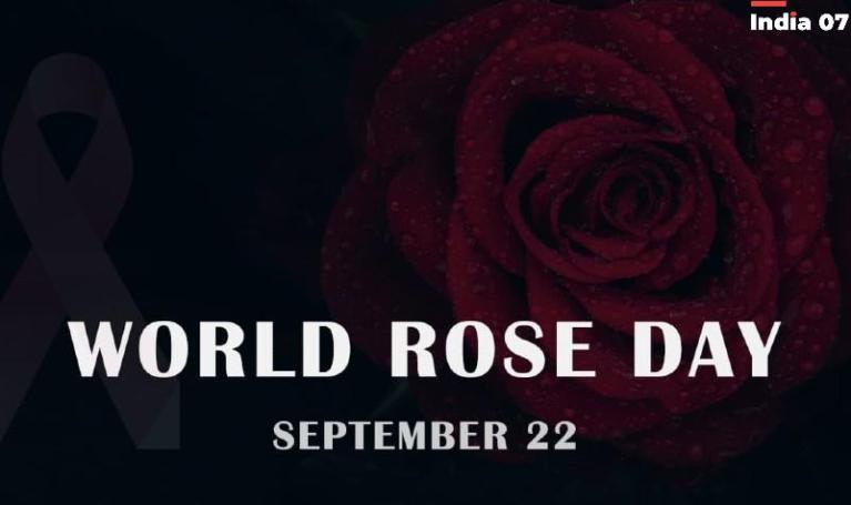 World Rose Day 2021: History and Significance of the Welfare of Cancer Patients