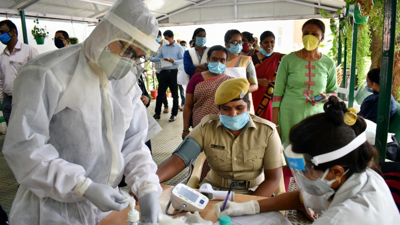 COVID-19: India reports 11,831 new cases on February 8