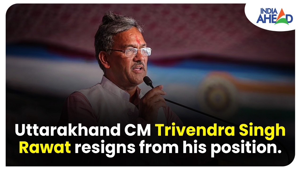 Uttarakhand CM Trivendra Singh Rawat resigns over corruption charges